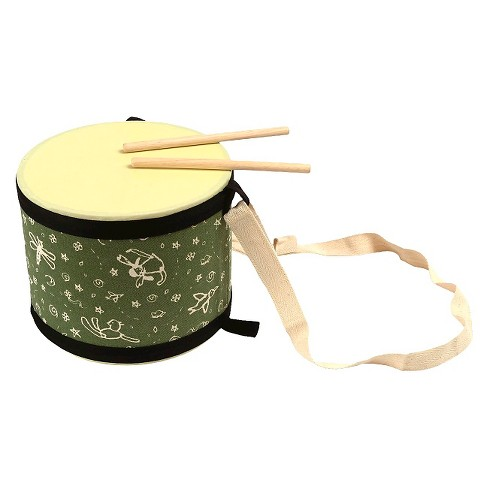 PlanToys® Plan Preschool Big Drum Music - image 1 of 1