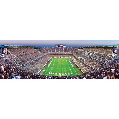 NCAA Texas A&M Aggies 1000pc Panoramic Puzzle