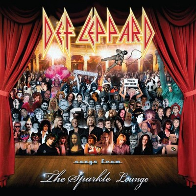 Def Leppard - Songs From The Sparkle Lounge (LP) (Vinyl)