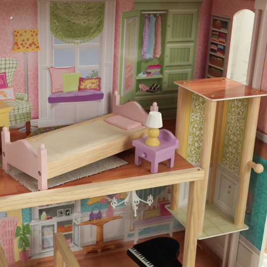 KidKraft Grand View Dollhouse image number null