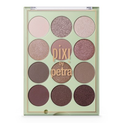 Pixi by Petra Eye Reflection Shadow Palette Natural Beauty - 0.58oz