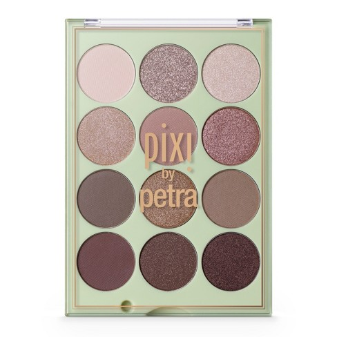 Pixi by Petra Eye Reflection Shadow Palette Natural Beauty - 0.58oz - image 1 of 3