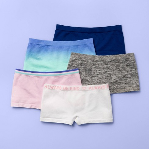 Hipster Boy Shorts for Women /& Girls in Colorful Assorted 6 Pack 9 Pack Briefs