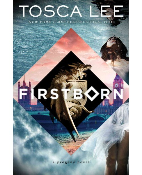 Firstborn -  (Progeny) by Tosca Lee (Hardcover) - image 1 of 1