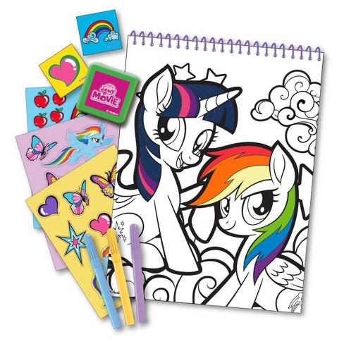 My Little Pony Activity Journal 29pc Target