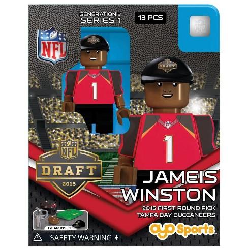 cb475212 OYO Sportstoys Inc. OYO Sports NFL Tampa Bay Buccaneers 2015 Draft Jameis  Winston G3 Mini Figure