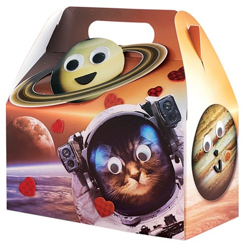 Valentine's Day Mailbox Kit Pet Astronauts - Spritz™ - image 1 of 2