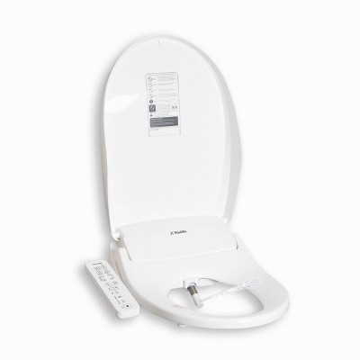HLB-3000EC Electric Bidet Seat for Elongated Toilets White - Hulife