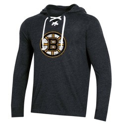 NHL Boston Bruins Mens Faceoff Lightweight Hoodie