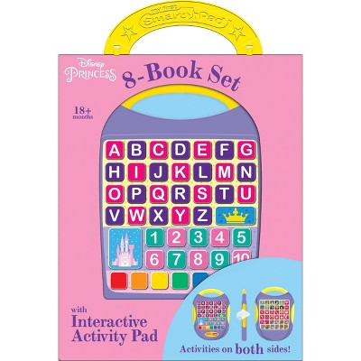Pi Kids Disney Princess Electronic 8-Book Library Boxed Set