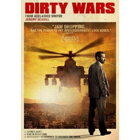 Dirty Wars (DVD) - image 1 of 1