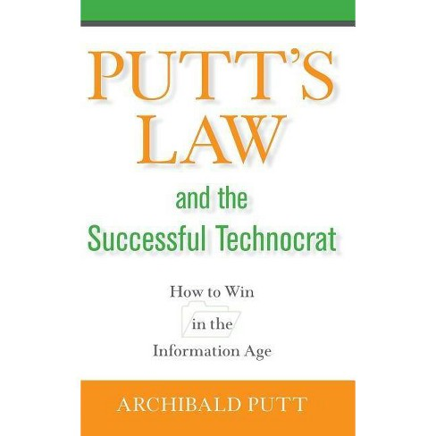Putt S Law - by  Archibald Putt (Hardcover) - image 1 of 1