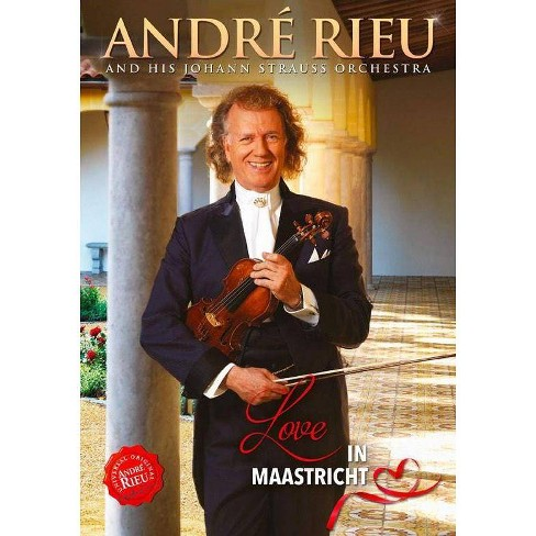 Andre Rieu: Love in Maastricht (DVD) - image 1 of 1