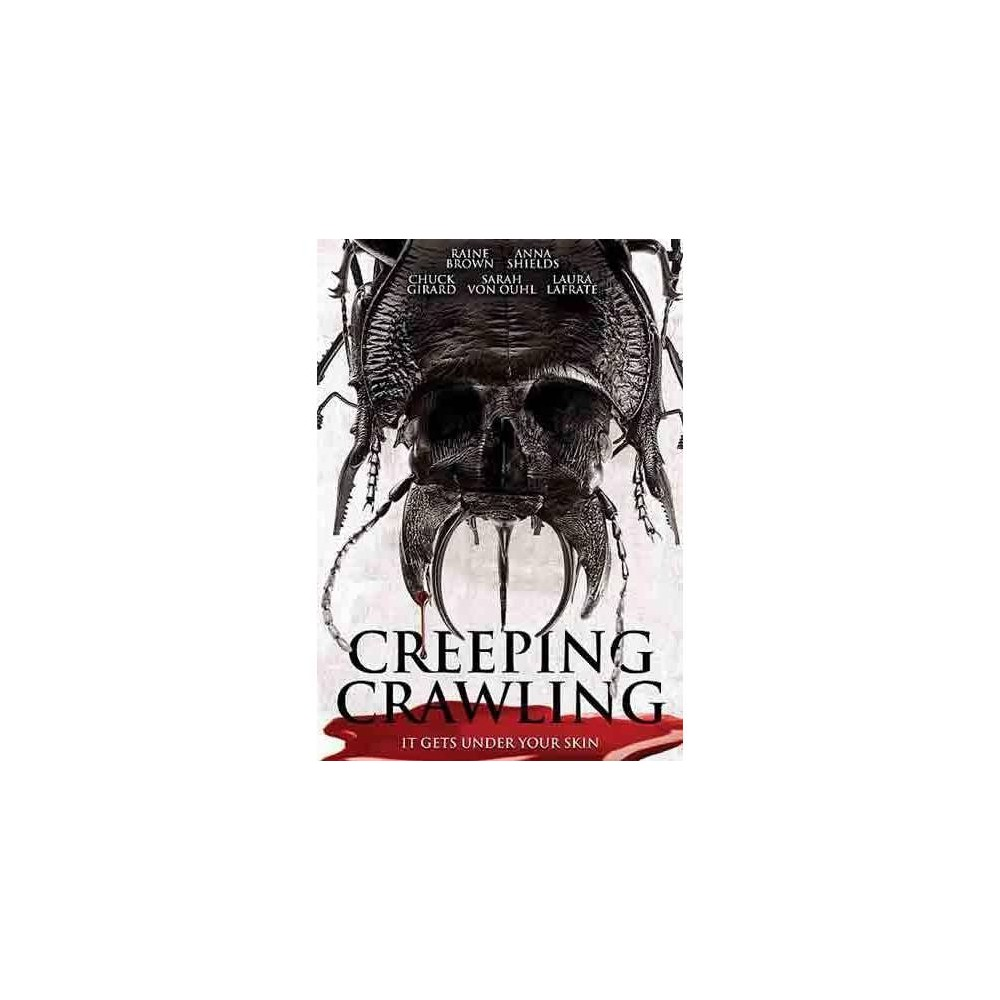 Creeping Crawling Dvd 2014