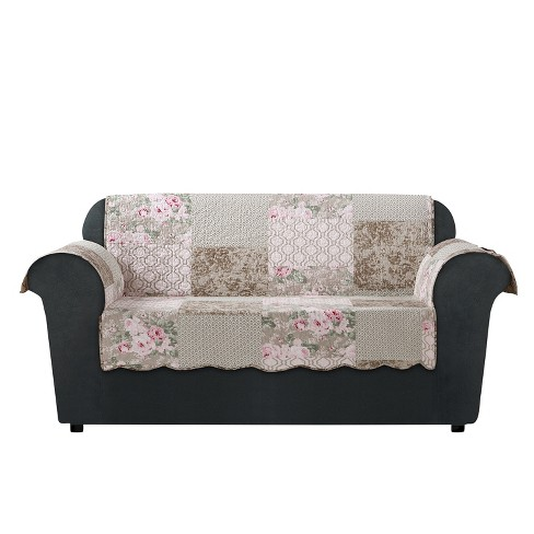 Heirloom Loveseat Furniture Cover - Sure Fit - image 1 of 4