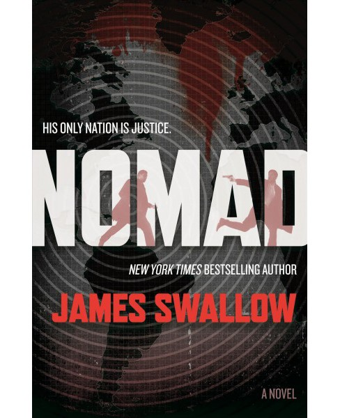 Nomad -  (Marc Dane) by James Swallow (Hardcover) - image 1 of 1