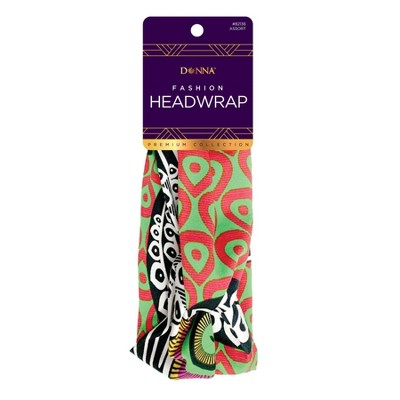 Donna Fashion Headwrap - 1ct