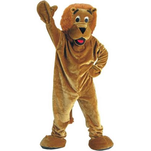 Adult Roaring Lion Mascot Costume - image 1 of 1
