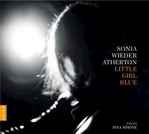 Son wieder-atherton - Little girl blue (CD) - image 1 of 1