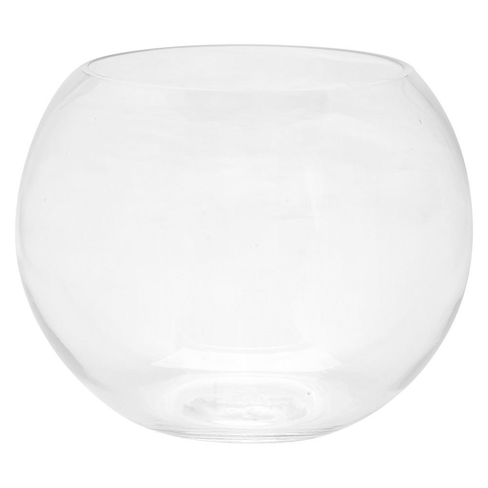 Image of Decorative Glass Bowl - Diamond Star