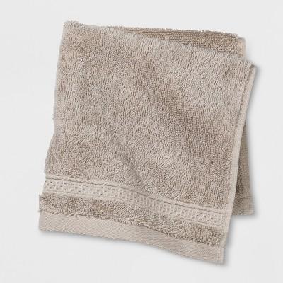 Soft Solid Washcloth Tan - Opalhouse™