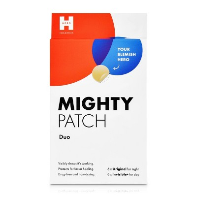 Hero Cosmetics Mighty Acne Patch Duo - 12ct