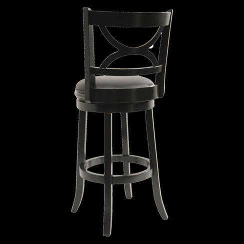 a4b07b8bb0504 Florence Swivel Barstool Hardwood Black - Boraam. Shop all Boraam. This  item has 1 photo submitted from guests just like you!