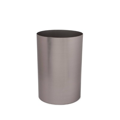 Umbra 4.75gal Metalla Indoor Trash Can