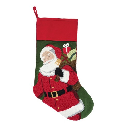 C&F Home Santa Delivery Stocking - image 1 of 1