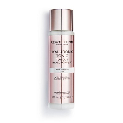 Makeup Revolution Skincare Hyaluronic Tonic - 6.76 fl oz
