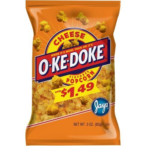 O-Ke-Doke® Cheese Flavored Popcorn - 3oz - image 1 of 1
