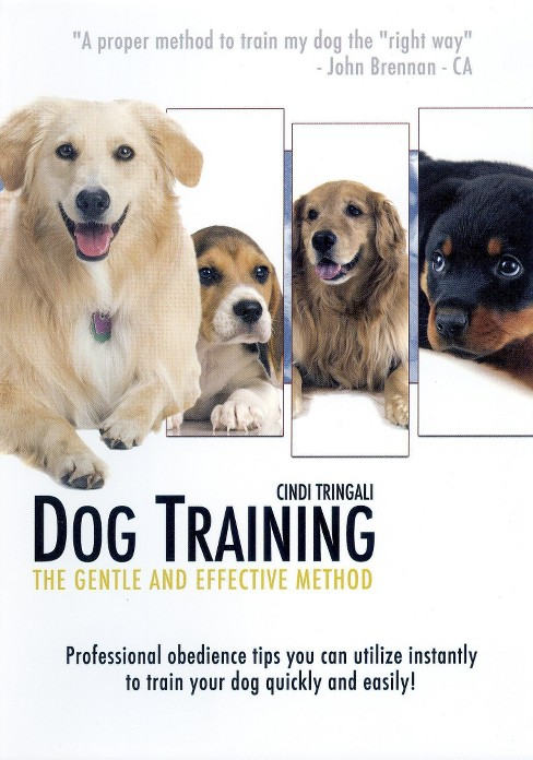 Dog training:Gentle and effective met (DVD) - image 1 of 1