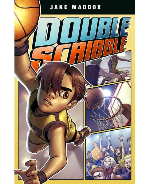 Double Scribble (Paperback) (Jake Maddox) - image 1 of 1