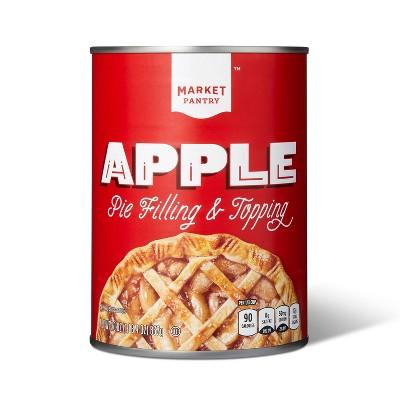 Apple Pie Filling - 21oz - Market Pantry™