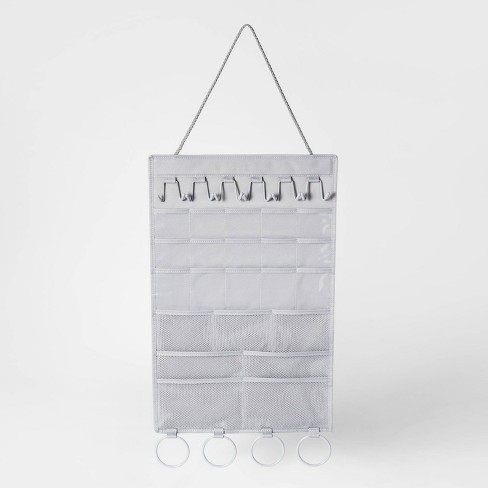 Jewelry And Accessories Caddy Gray - Room Essentials™ - image 1 of 2