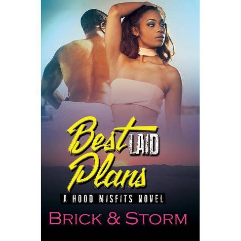Best Laid Plans - by  Brick & Storm (Paperback) - image 1 of 1