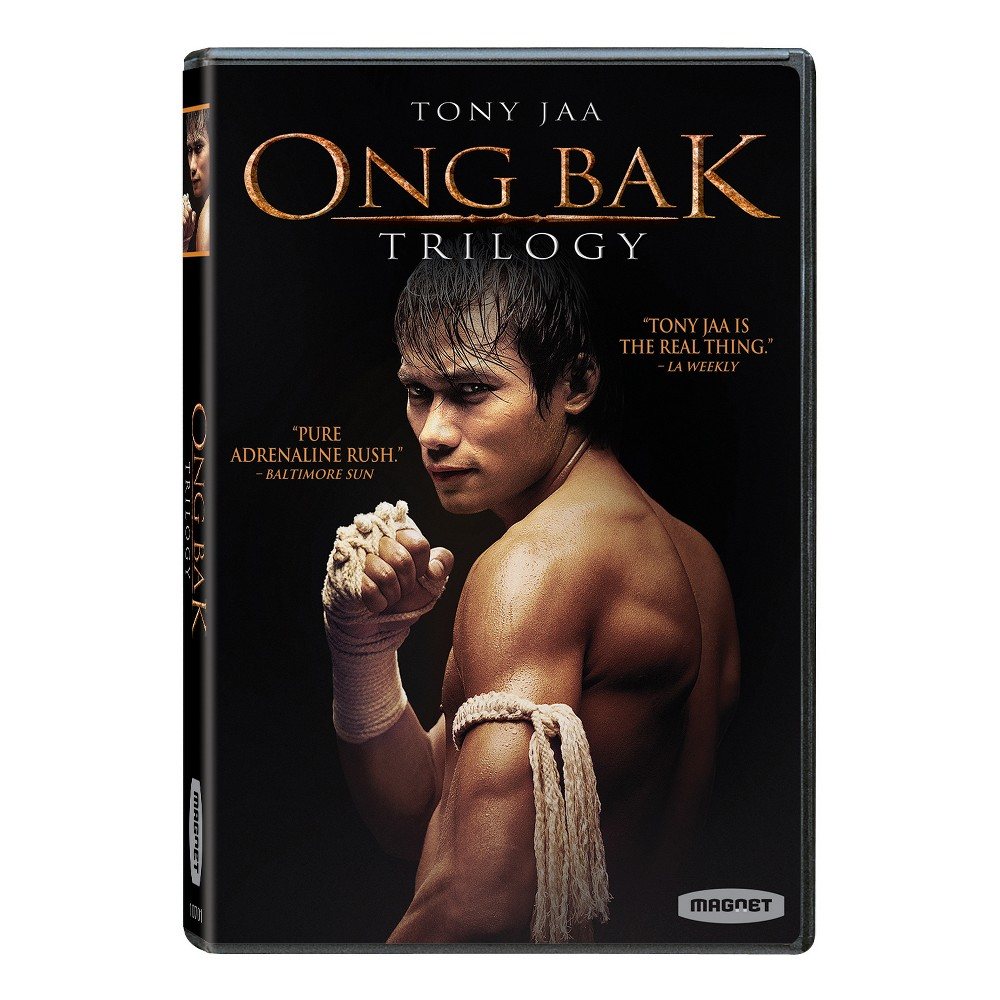 Ong-Bak Trilogy (Dvd), Movies