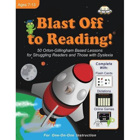 Blast Off to Reading! - by  Cheryl Orlassino (Paperback) - image 1 of 1