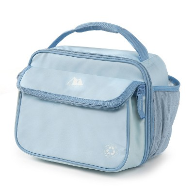 Arctic Zone Recycled Dual Compartment Lunch Box