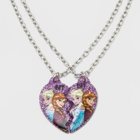 Girls' Disney Frozen BFF Necklaces - image 1 of 2