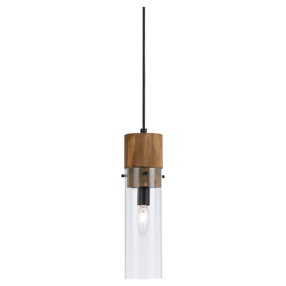 Cal Lighting Spheroid Glass & Wood Pendant Cal Lighting's Spheroid Glass and Wood Pendant. This great series from Cal Lighting give you 4 other options for ceiling lighting. (Sold separately) Gender: unisex.