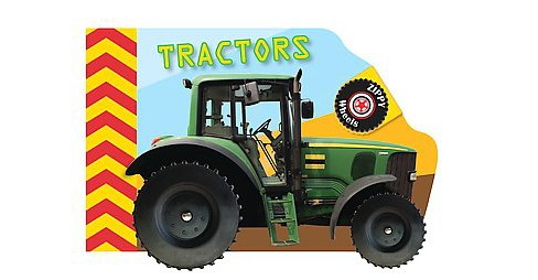 Tractors (Hardcover) - image 1 of 1