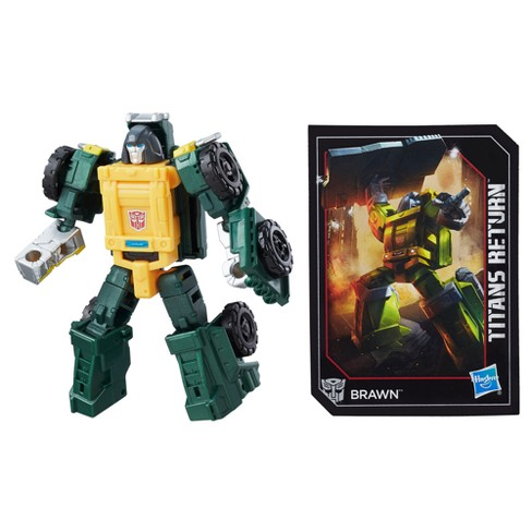 Transformers Generations Titans Return Legends Class Brawn - image 1 of 4