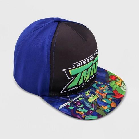 71c710b207577 Boys  Teenage Mutant Ninja Turtles Baseball Hat - Black   Target