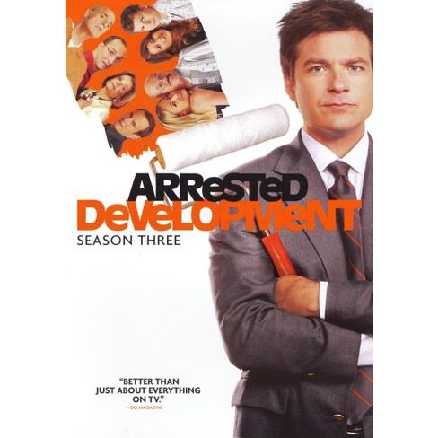Arrested Development: Season Three [2 Discs] - image 1 of 1