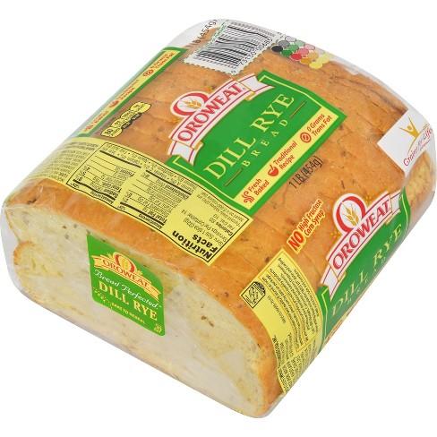 Oroweat Dill Rye Bread - 16oz - image 1 of 1