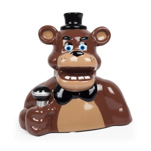 Five Nights at Freddy's® Brown Decorative Coin Bank - image 1 of 2
