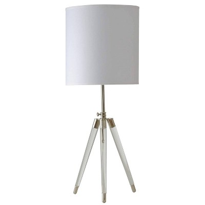 Table Lamp Clear  - StyleCraft