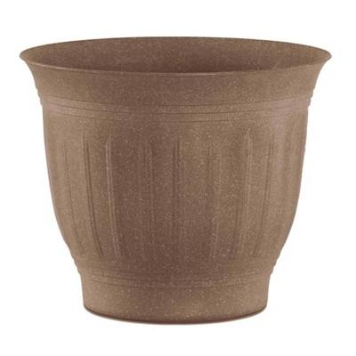 Colonnade Wood Resin Planter - Bloem