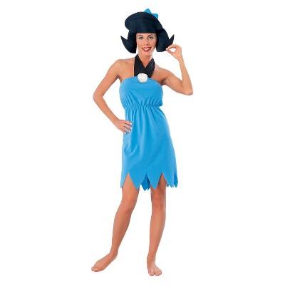 Adult The Flintstones Betty Halloween Costume
